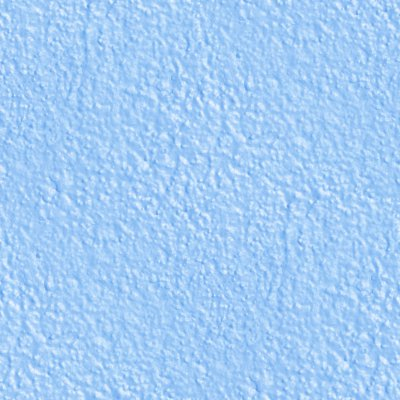 Baby Blue Painted Textured Wall Tileable Background Image