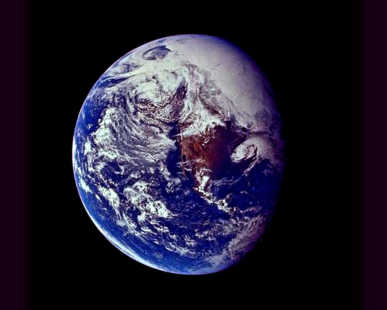 Background wallpaper image earth from space