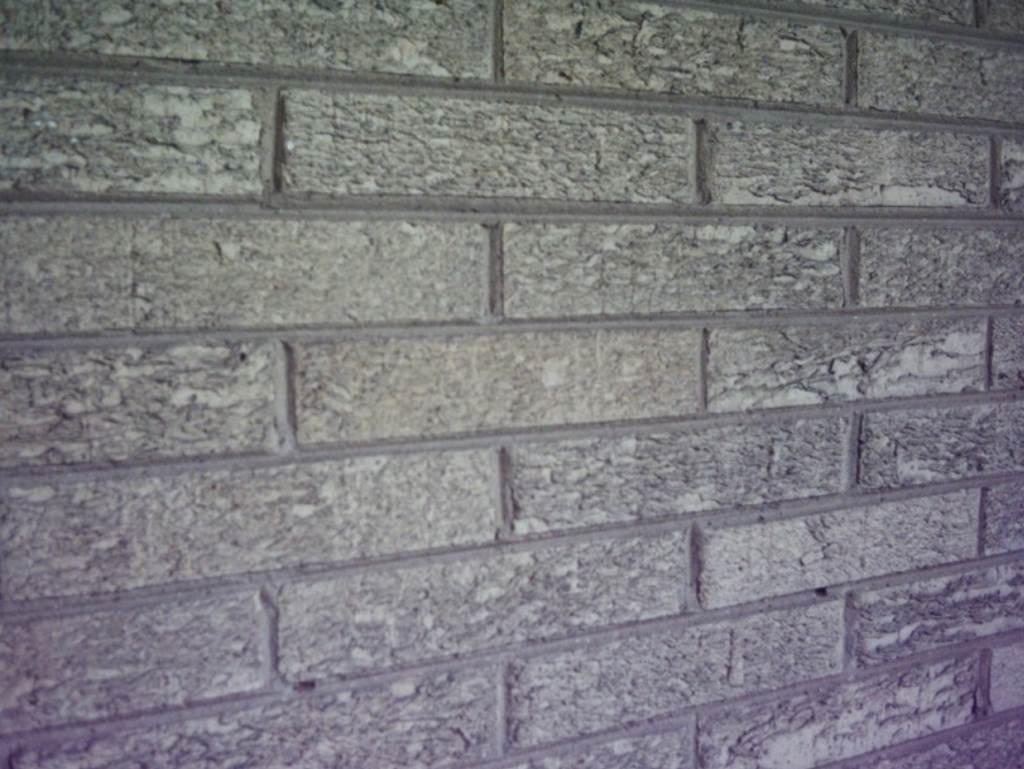 alfa img showing graphic grey brick wallpaper