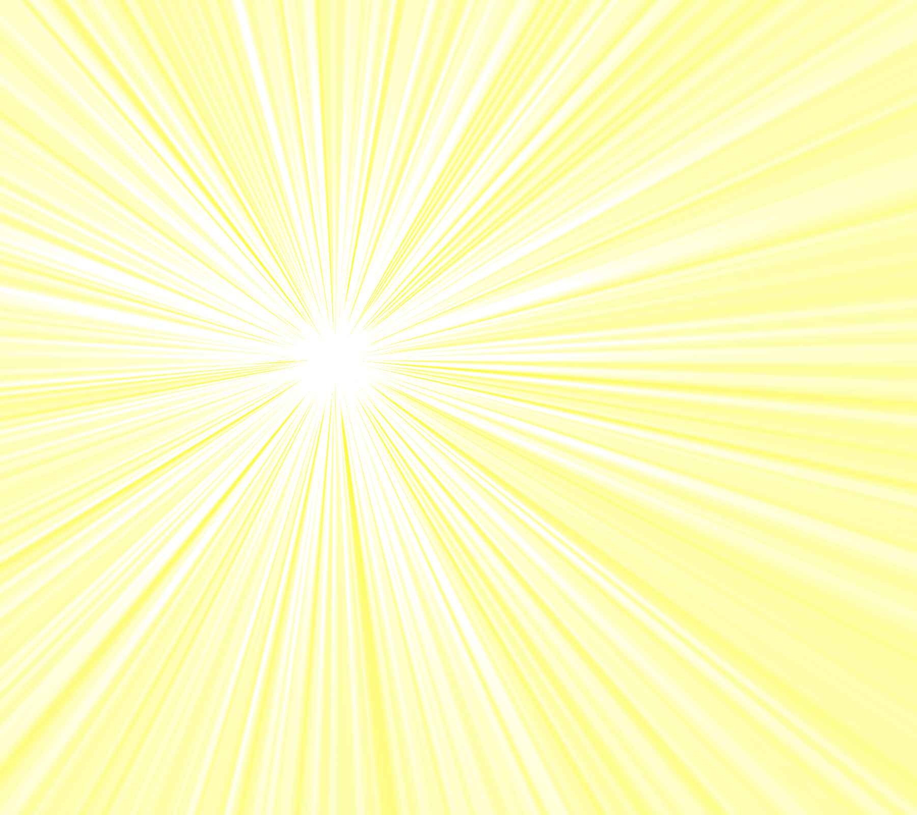 Light Yellow Starburst Radiating Lines Background