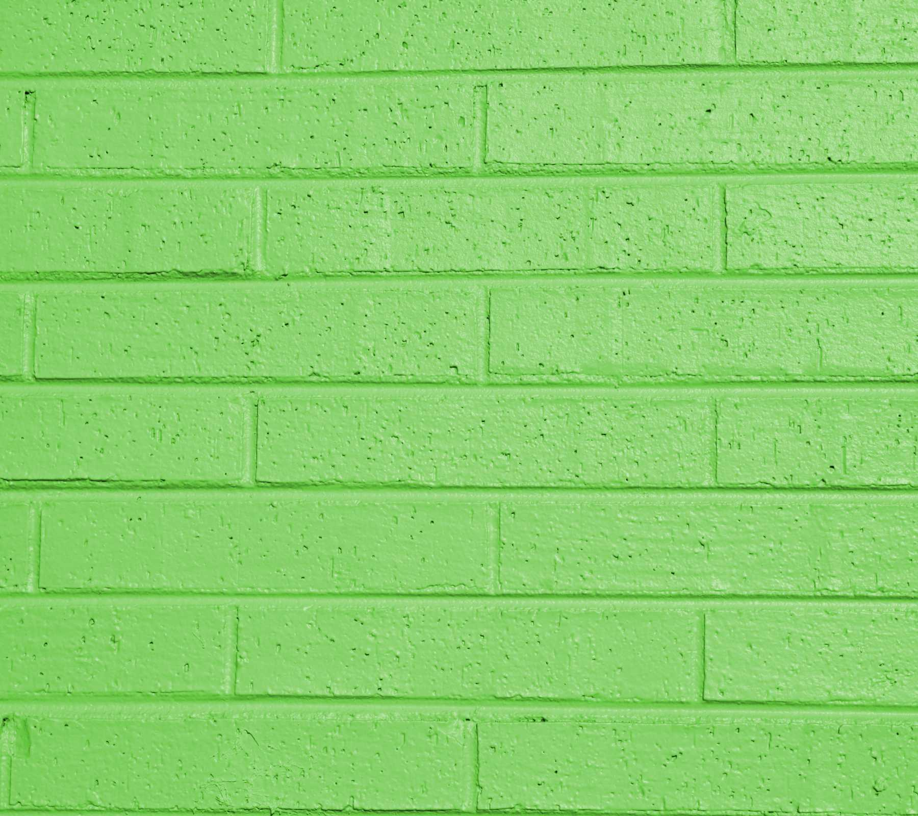 Lime Brick On Image : Lime green painted brick wall background image wallpaper