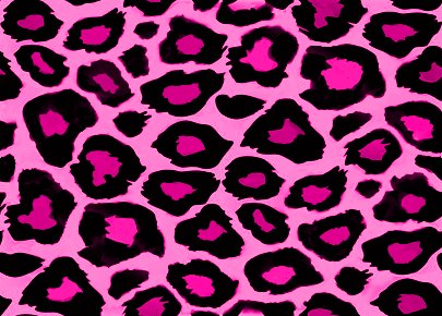 MySpace Pink Leopard Print Background | Twitter Backgrounds