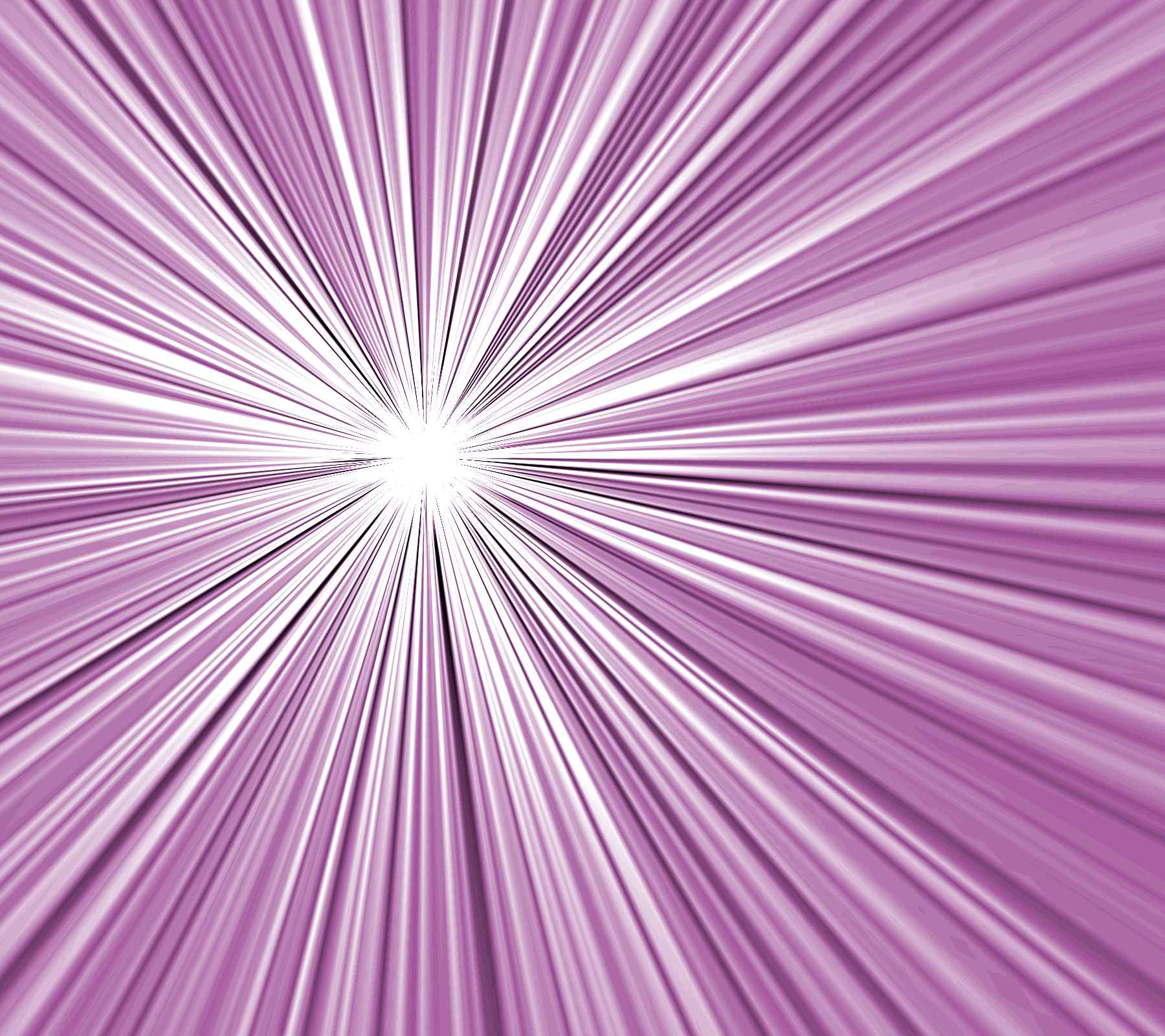 Plum Colored Starburst Radiating Lines Background