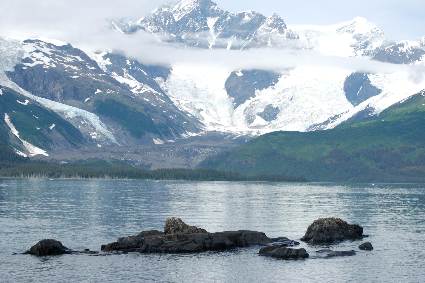Prince William Sound Alaska Background 1800x1200