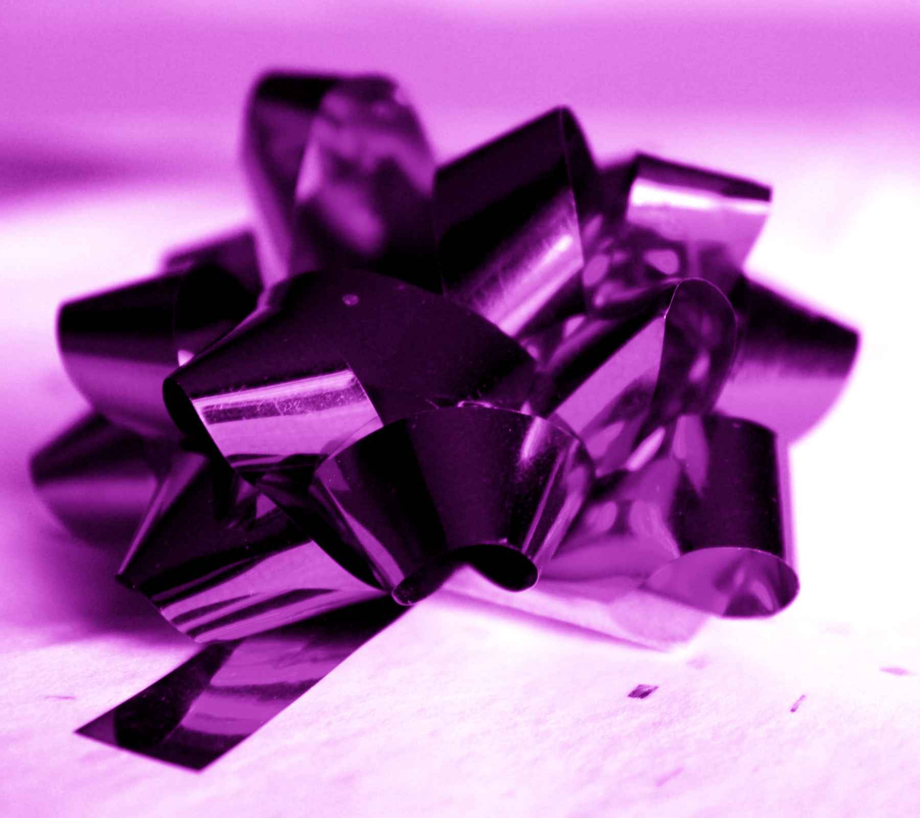 Purple Mylar Bow Background 1800x1600 Background Image