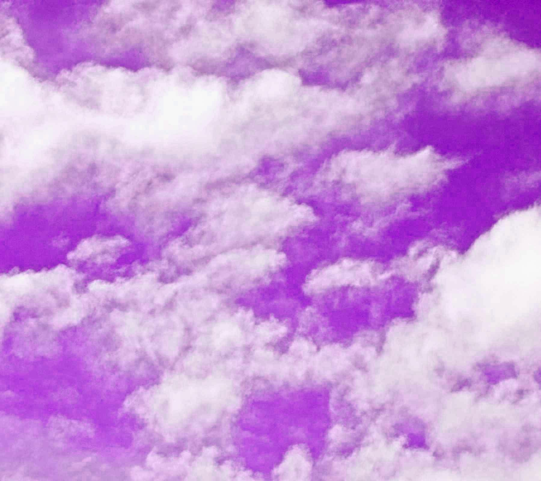 Purple Sky Background With Clouds 1800x1600 Background ...