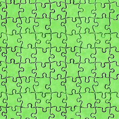 Puzzle Pieces Background Tiled Mint Green Background Image