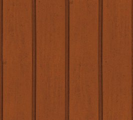 Seamless Brown Siding Vertical Tileable Pattern Background