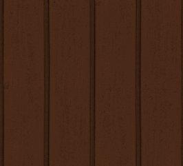 Seamless Dark Brown Siding Vertical Tileable Pattern