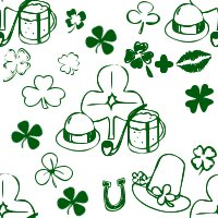 Click to get free backgrounds, textures and wallpaper images featuring Saint Patrick's Day themes.