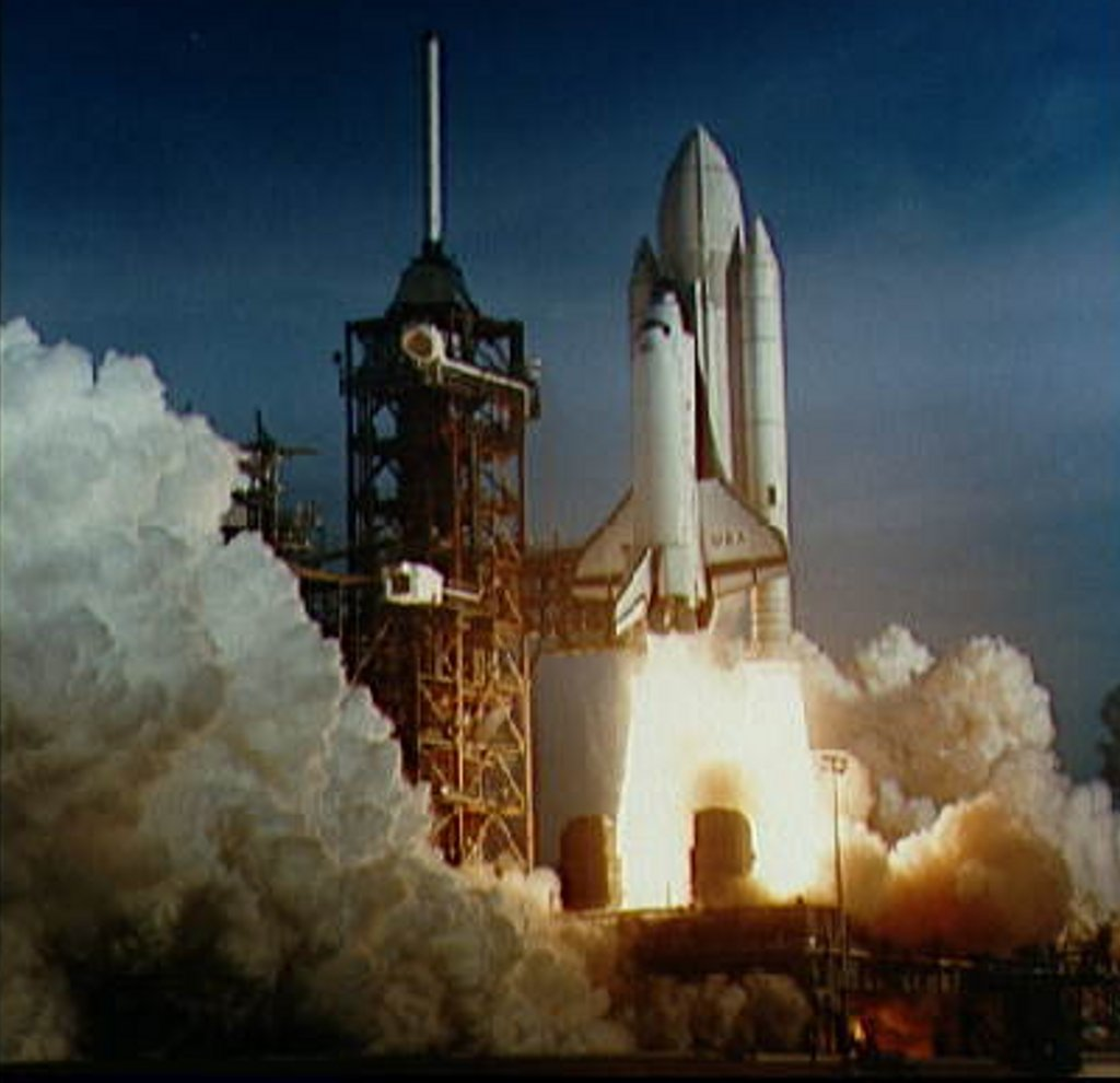 Space Shuttle Launch Background Image, Wallpaper or ...