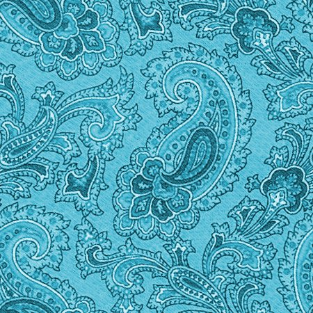 Free Paisley Background