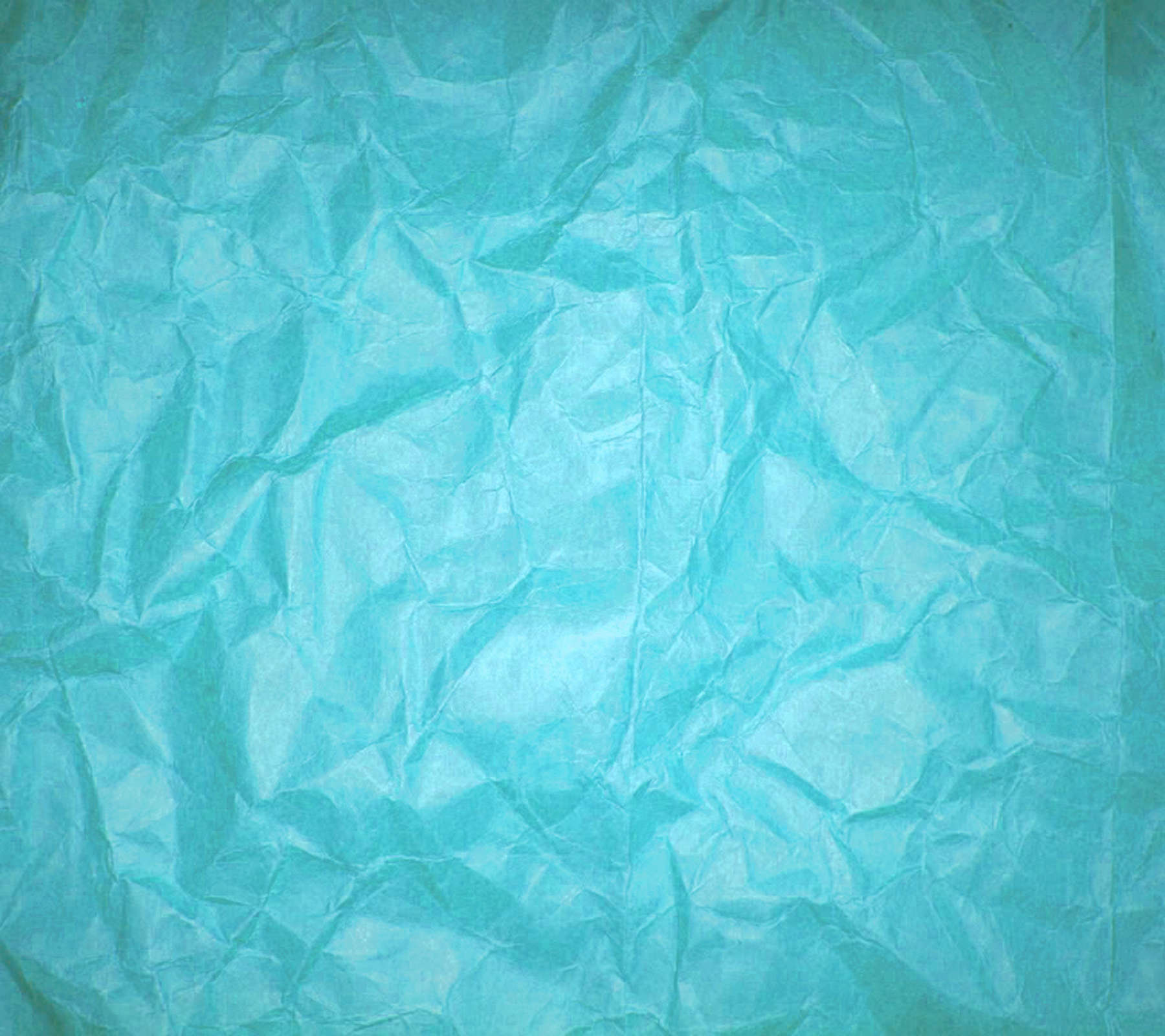 Wrinkled teal paper background 1800x1600 background image for Teal wallpaper