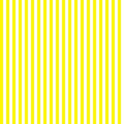 Yellow And White Vertical Stripes Background Seamless